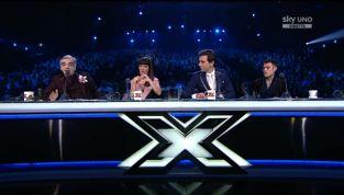 X Factor 2014, la seconda puntata Live