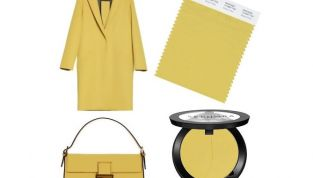 Misted Yellow: colore moda 2014 secondo Pantone