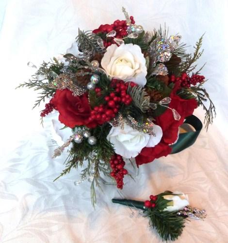 Bouquet Da Sposa Invernali.Bouquet Da Sposa Invernali