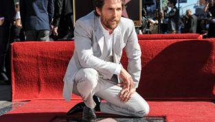"""Matthew McConaughey, la """"stella"""" di Hollywood"""