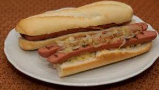 Hot Dog alle Cipolle