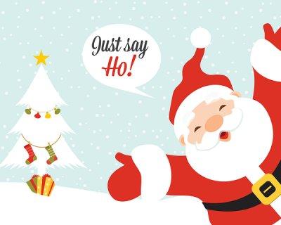 Immagini Di Babbi Natale.Babbo Natale Da Colorare Da Scaricare Gratis