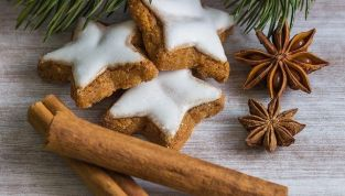 Decori natalizi con la cannella: idee creative