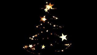 Idee per alberi di Natale originali