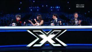 X Factor 2014, il sesto Live e Morgan contro Fedez