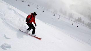 Le 6 piste da sci più belle d'Italia