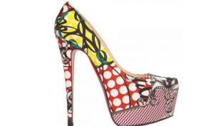 Scarpe con pattern: calzature fantasiose e raffinate