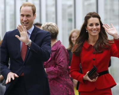 Kate e William a New York