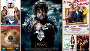 Film in uscita al cinema a dicembre 2014