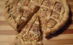 Torta Salata di Lenticchie