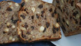 Pane di Prugne e Noci