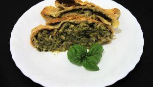 Strudel Salato ai Pinoli