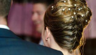 Hairstyle per capodanno? I capelli raccolti