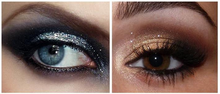 Top Smokey eyes per Capodanno: tutti i colori must DB94