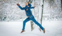 allenamento invernale outdoor