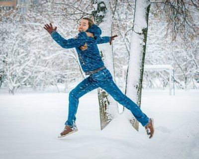 Allenamento invernale outdoor: ecco 5 buone ragioni per stare all'aperto