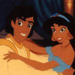 Aladdin e Jasmine