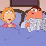 Peter Griffin e Lois Griffin