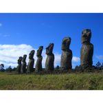 Moai - Isola di Pasqua