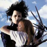 Johnny Depp e Winona Ryder - Edward mani di forbici