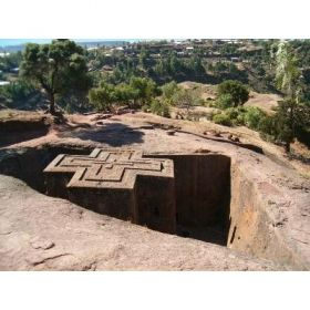 Chiese Lalibela - Africa