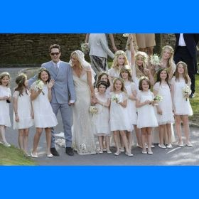 Matrimonio Kate Moss - Foto 32