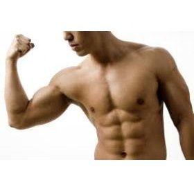 Braccia muscolose